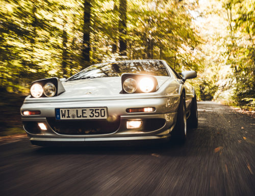 Lotus Esprite V8