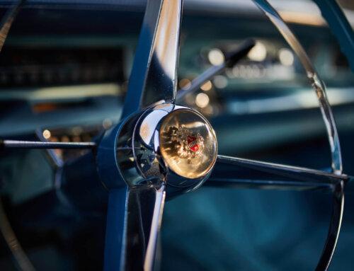 Polster Ben – Buick Roadmaster