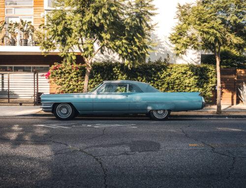 Cars of Venice Beach